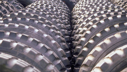 Tire disposal at T & T Recycling